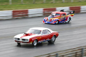 Brian Patemen's Super Gas 1968 Firebird